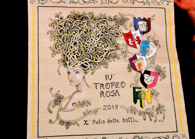 Cencio Dipinto 2019 - Palio Donne